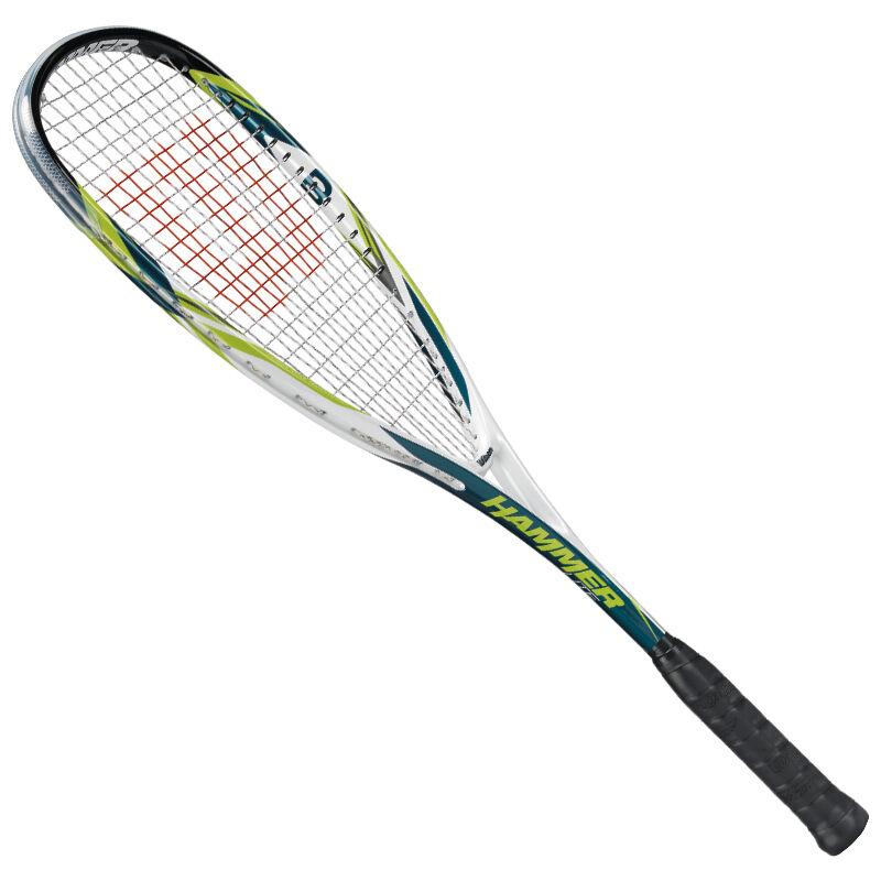 Wilson Martillo Tech Lite Lite Lite 120 . Raqueta de squash 2018 Plus 1 Pelota Squash 66c74c