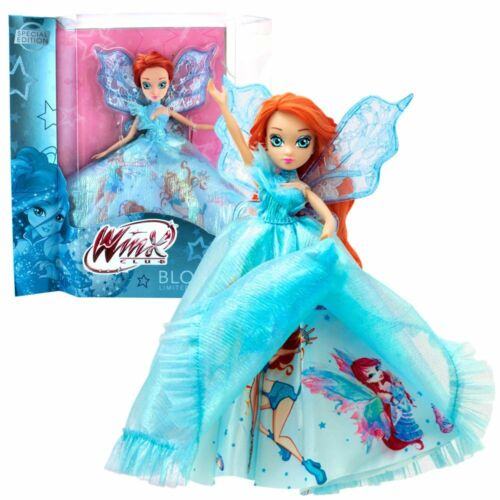 Bloom15 Years Special Edition DollWinx ClubSpread the Magic