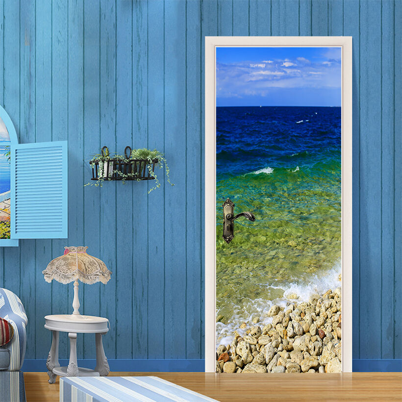 3D Ozean 726 Tür Wandmalerei Wandaufkleber Wandaufkleber Wandaufkleber Aufkleber AJ WALLPAPER DE Kyra  | Günstige Preise  | Gewinnen Sie hoch geschätzt  | Spaß  f1223d