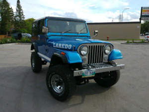 Wanted to Buy - Jeep CJ7 Parts