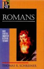 Baker Exegetical Commentary on the New Testament: Romans Vol. 6 by Thomas R. Schreiner (1998, Hardcover)
