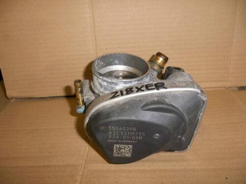 55562380 Opel Zafira 06-12 Astra 06-09 1.6 1.8 Acelerador Cuerpo 55560398