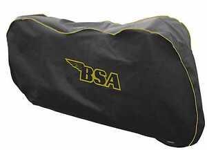 BSA-Rocket-GoldStar-Fulmine-A10-A65-C15-INDOOR-Motocicletta-Moto-Copertura