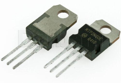 MTP2N60E Original Pulled ON (previously Motorola) Transistor