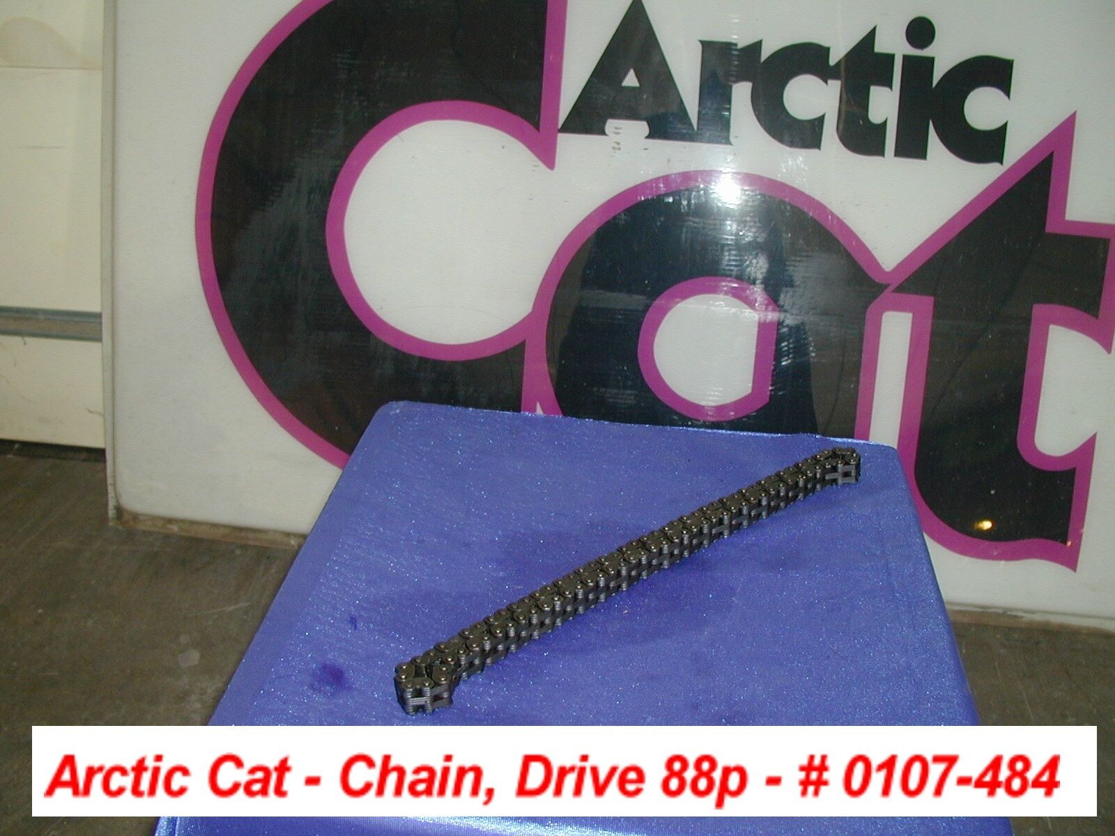 Arctic Cat Chain, Drive Silent 88 Pitch w
