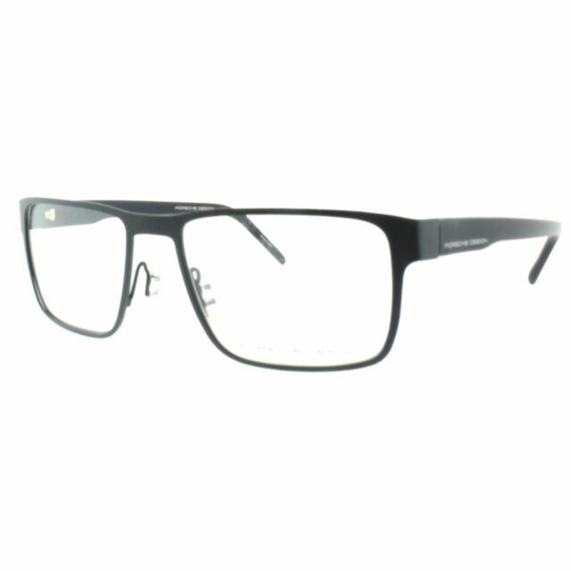 NEW Porsche Design P8328 B 56mm Brown Optical Eyeglasses Frames