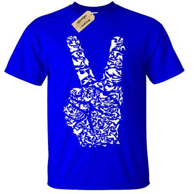 Neff Big Boys Peace Sign Graphic T-shirt