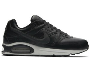 2522740af5d9ce Nike Air Max Command Leather Men s Sneakers Shoes Leather Black ...