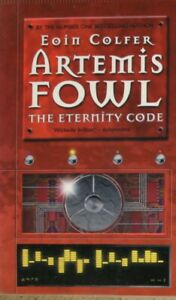 Artemis-Fowl-The-Eternity-Code-Colfer-Eoin-Very-Good-Book