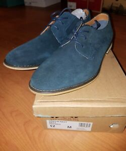 3825ddc9 J75 by Jump Griffin Men's Suede Classic Casual Dress Oxfords Shoes ...