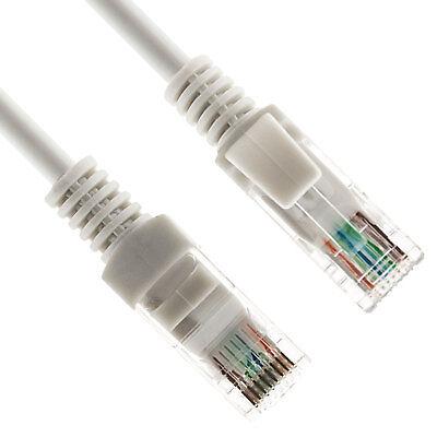 Motivata 10 M Cavo Di Rete Lan Cat5e Cavo Cavo Patch Cavo Ethernet Dsl Modem Router-