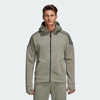 adidas zne hoodie trace grey