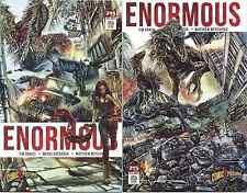 ENORMOUS 4 RARE COMICXPOSURE EXCLUSIVE NYCC 2014 VARIANT SET EACH LIMITED TO 250