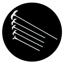 250 600 Mm Length Ptfe Stirring Rod Bar Leaf Shape Lab Electric Mixing Equipment