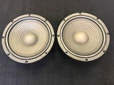 "Mint Pair Of Technics 12"" Speakers Woofer EAS-30PL39SB"