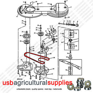 172085386528 on john deere mower belt diagram