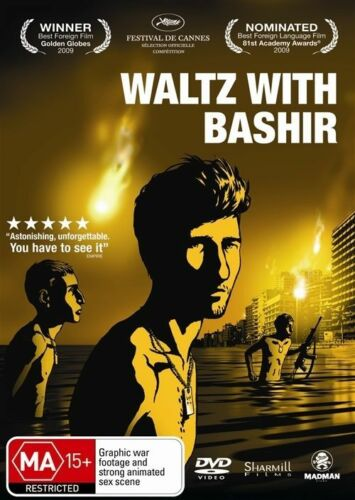 1 of 1 - Waltz with Bashir DVD NEW