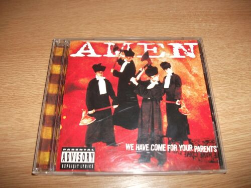 1 of 1 - Amen - We Have Come for Your Parents (Parental Advisory, 2000)