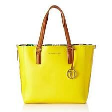 Borsa donna Shopping Trussardi Jeans reversibile - 75B650 Giallo