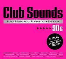CLUB SOUNDS 90S 3 CD NEU