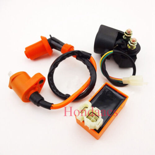 CDI 6 pin Ignition Coil Relary FOR GY6 50cc 110cc 125 150 250cc Scooter USA !