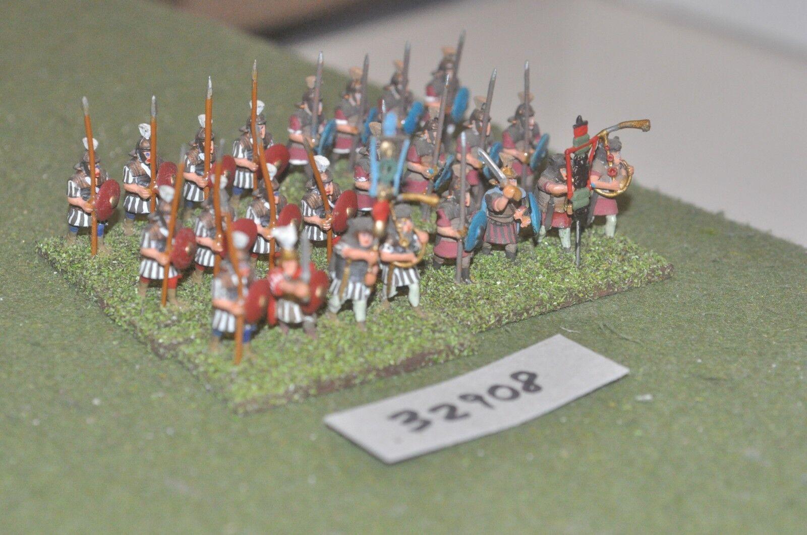 25mm roman era   roman - auxiliares 24 figures - inf (32908)