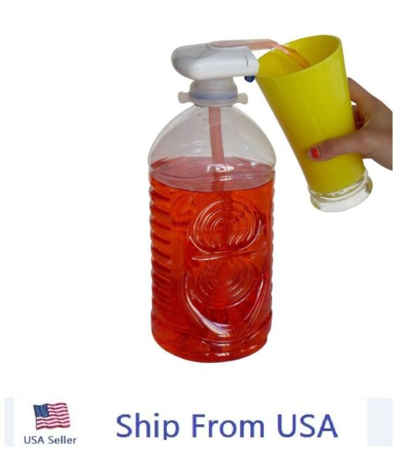 2 Sets Portable Drink Dispenser Automatic Magic Tap As Seen On Tv Usa For Sale Online Ebay