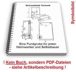 Details Zu Schrankbett Selbst Bauen Wandbett Zusammenklappbares Bett Schrank Technik Patent