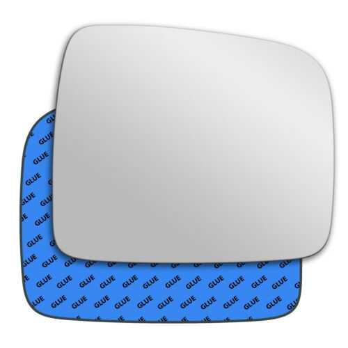 Right Hand Driver Side Mirror Glass for Jeep Cherokee 2002-2007 0620RS