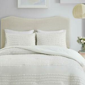 Comfort-Spaces-Phillips-Comforter-Reversible-100-Cotton-Face-Jacquard-Tufted-Ch