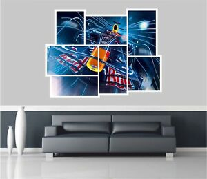 Huge-Collage-View-Red-Bull-F1-Wall-Stickers-Film-Decal-Wallpaper-Mural-837