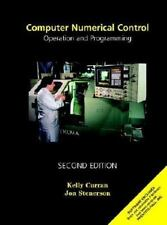 Computer Numerical Control: Operation and Programming (2nd Edition)-ExLibrary