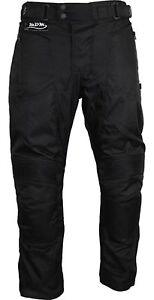 Pantaloni-moto-tessili-Biker-Pantaloni-Tour-QUAD-Estate-Pantaloni-Impermeabile-Vento-di-tenuta