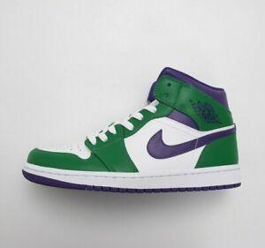 Nike-Air-Jordan-Retro-1-Mid-Incredible-Hulk-Aloe-Verde-Green-Purple-554724-300