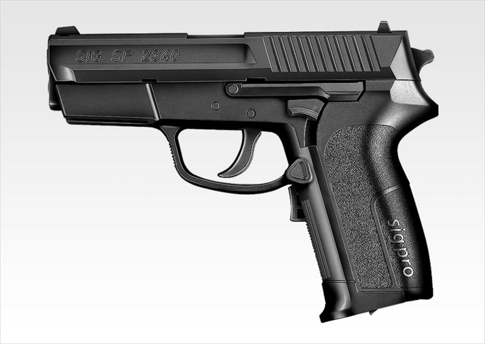 SIG Pro SP2340 Electric Hand Gun Tokyo Marui Japan for 10 years F/S