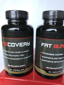 FAT-BURNER-RECOVERY-new-Sealed-Made-In-USA-expire-2020-Free-Shipping