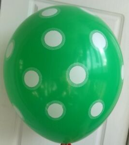 Details About H12 Balloons Arranged Marriage Room Decorative Party Supplies Nice Green Item Aa