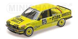 Minichamps 155862665-BMW 325i – auto Budde Team - 24 std. nurburgring 1986