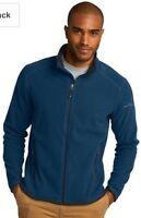 Eddie Bauer Men's Full-zipvertical Fleece Jacket S-m-l-xl-2xl-3xl