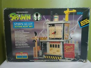 Spawn-Alley-Action-Playset-Vintage-McFarlane-Action-Figure-1994