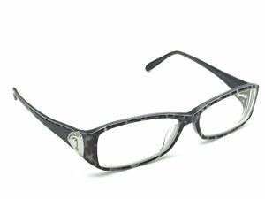 Jimmy Choo Unisex Black Rectangular Eyeglass Frames Jc 167