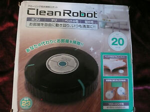 New Clean Robot HAC 891 Black From US Seller!