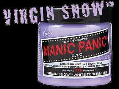 Manic Panic - Hair Color Cream Virgin Snow 118ml