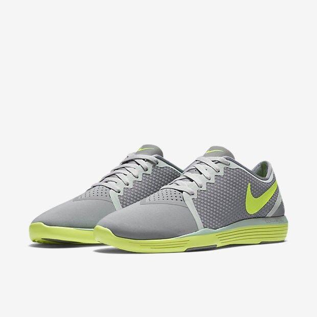 competitive price cbc06 6f4f5 Nike Lunar esculpir para mujer zapatos zapatos zapatos de entrenamiento  Stealth Platino puro UK7.5