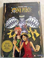 One Piece - Season 1 - Third Voyage (DVD, 2009, 2-Disc Set) NEW