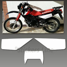 Kit adesivi TABELLE Honda XL 600 RM 1986/90 stickers xl 600 decal x carena black