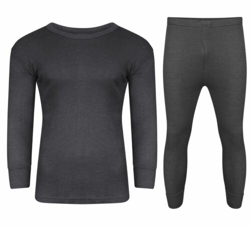 Mens Long Johns//T-Shirts//Full Set Top Bottom Underwear Thermal Trousers T Shirts