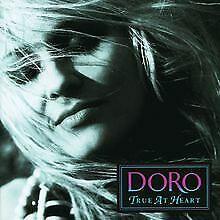 True-at-Heart-von-Doro-CD-Zustand-gut
