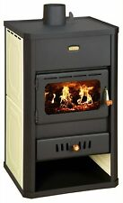 Wood Burning Stove Boiler Fireplace Water Jacket  Prity S1 W10 DIFFERENT COLORS