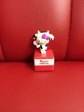 Tokidoki for Hello Kitty Mascot Stamp: Mozzarella Kitty (TK-10)